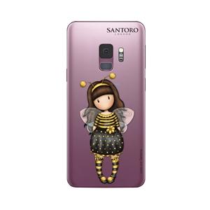 Gorjuss - Funda TPU Transparente Be Loved Samsung Galaxy S9 Gorjuss
