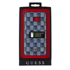 Guess Carcasa Jet Set Azul Samsung Galaxy S6 Edge Plus