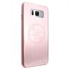 Carcasa Aluminio Rosa Samsung Galaxy S8 Plus Guess