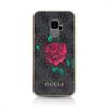 Guess - Carcasa Flower 4G Roses Sasmung Galaxy S9 Guess