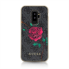 Guess - Carcasa Flower 4G Roses Sasmung Galaxy S9 Plus Guess