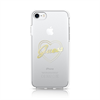 Carcasa Shock Proof Transparente Apple 8 7 6s 6 Guess