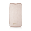 Guess - Funda Folio Iridescent Rose Gold Samsung Galaxy S9 Plus Guess