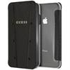 Guess funda Kaia Apple iPhone Xs Max transparente y negra