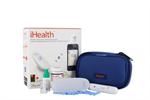 Ihealthlabs Glucómetro Inteligente Inalámbrico con Kit de Consumibles Ihealth