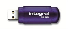 Memoria port USB 32GB Integral Memory (EVO)