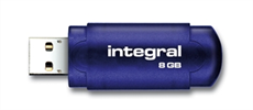 Memoria port USB 8GB Integral Memory (EVO)