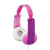 Jvc JVC auriculares para niños con limitador de sonido rosas