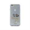Funda TPU Transparente The Walking Egg Apple iPhone 7/6S/6 Kukuxumusu