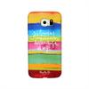 Carcasas 3D Inspiración Samsung Galaxy S6 Lucía B