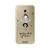 Lucía B Funda TPU Transparente Puedes Volar Samsung Galaxy A5 2017 Lucia Be