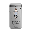 Lucía B Funda TPU Transparente Puedes Volar Samsung Galaxy J7 2017 Lucia Be