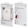 Made For Bq - Funda TPU Bling marco Rosa Aquaris X5 Plus Made For bq