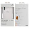 Made For Bq - Funda Crystal Soft Transparente Aquaris X5 Plus Made For bq