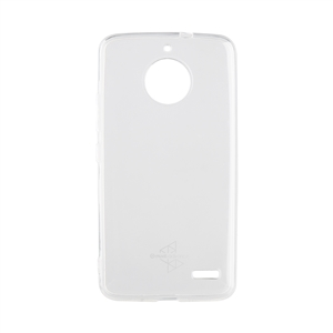 Made For Motorola - Funda Crystal Soft Transparente Motorola  Moto E4 Made for Moto