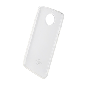 Made For Motorola - Funda Crystal Soft Transparente Motorola Moto G5S Made for Moto