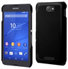 Made For Xperia Carcasa Negra Tacto Goma Sony Xperia E4 Made for Xperia