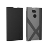 Made For Xperia Funda Folio Negra para Sony Xperia XA2 Made for Xperia
