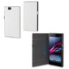 Funda Slim Folio Blanca Sony Xperia Z Ultra Made For Xperia