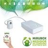 Medidor de Consumo Eléctrico Wifi Mirubox con Pinza de 10mm Incluida Mirubee