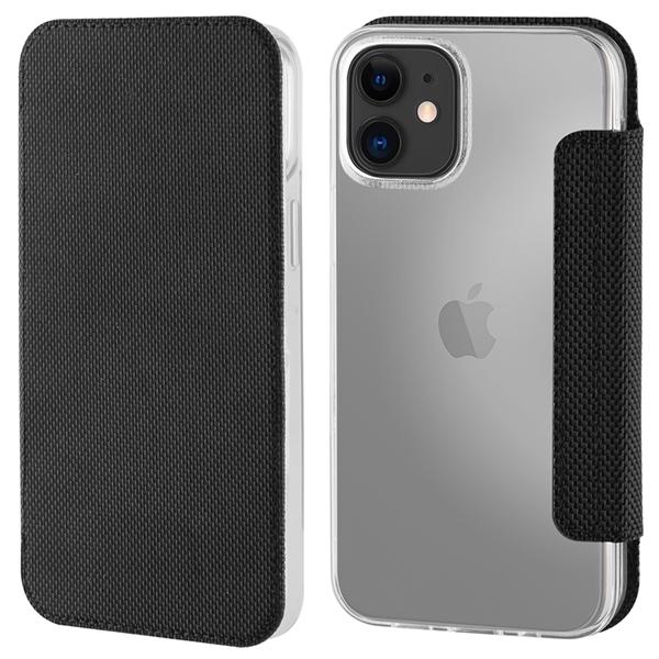 Muvit For Change - muvit for change funda Folio Apple iPhone 12 Mini negra