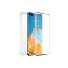 Muvit For Change muvit for change pack Huawei P40 funda Cristal Soft + protector de pantalla vidrio templado plano ma