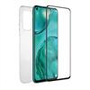 Muvit For Change muvit for change pack Huawei P40 Lite 5G funda Cristal Soft + protector de pantalla vidrio templado