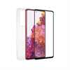 Muvit For Change muvit for change pack Samsung S20 FE 5g funda Cristal Soft + protector de pantalla vidrio templado p