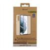 Muvit For Change muvit for change pack Samsung S21 FE funda Cristal Soft + protector de pantalla vidrio templado plan