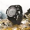 Muvit I/O Reloj de Actividad y Sueño SportTime Negro muvit I/O