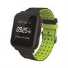 Muvit I/O Reloj de Actividad y Sueño Trendy Negro/Verde muvit I/O