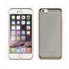 Muvit Life Funda Tpu marco Dorado Bling Apple iPhone 6/6S muvit life