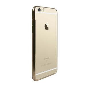 Muvit Life - Funda Tpu marco Plata Bling Apple iPhone 6/6S muvit life