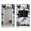 Muvit Life - Funda Tpu marco Plata con cristales Diam Apple iPhone 6/6S muvit life