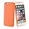 Muvit Life Funda Ultrafina naranja Fever Apple iPhone 6/6S muvit life