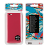 Muvit Life - Funda Ultrafina Fucsia Fever Apple iPhone 6/6S muvit life