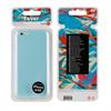 Muvit Life - Funda Ultrafina azul Fever Apple iPhone 6/6S muvit life