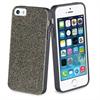 Muvit Life Funda Tpu Dorada Bling glitter Apple iPhone 5/5S/SE muvit life