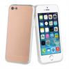 Muvit Life Funda TPU Aluminio Rose Gold ALLOY iPhone SE muvit life