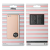 Muvit Life - Funda TPU Aluminio Rose Gold ALLOY iPhone SE muvit life