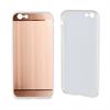 Muvit Life Funda TPU Aluminio Rose Gold ALLOY iPhone 6/6S muvit life