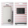 Muvit Life - Funda TPU Aluminio Plata ALLOY iPhone 6 Plus/6S Plus muvit
