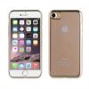 Muvit Life Funda TPU marco Dorado BLING Apple iPhone 7 muvit Life