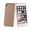 Muvit Life - Funda TPU marco Dorado BLING Apple iPhone 7 muvit Life