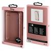 Muvit Life - Funda TPU marco Rose Gold BLING Apple iPhone 7 muvit Life