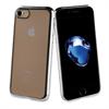 Muvit Life - Funda TPU marco Plata DIAM con cristales Apple iPhone 7 muvit Life