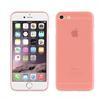 Muvit Life Funda Rosa Transparente Ultrafina FEVER 0.3mm Apple iPhone 7 muvit Life