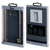 Muvit Life - Funda TPU marco Negro Bling para Samsung Galaxy S8 Plus muvit life