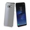 Muvit Life - Funda TPU marco Plata Bling para Samsung Galaxy S8 Plus muvit life
