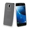 Muvit Life Funda TPU marco Negro Bling para Samsung Galaxy J7 2017 muvit Life